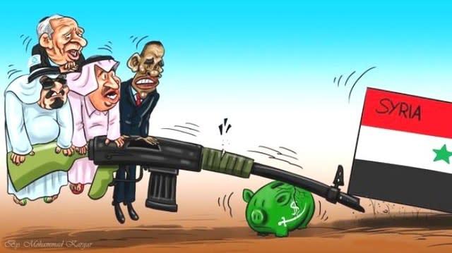 2012 07 19 シリアへの侵攻【岩淸水・左近尉のつぶやき】
