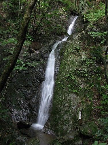 不動三滝:大滝