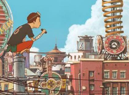 □ 鉄コン筋クリート/安心・・・似てる町 - 『夢は叶う伝説』☆第2巻☆