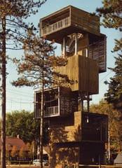 森の中の建物、どう使う? , 森から考える暮らしのデザイン!!