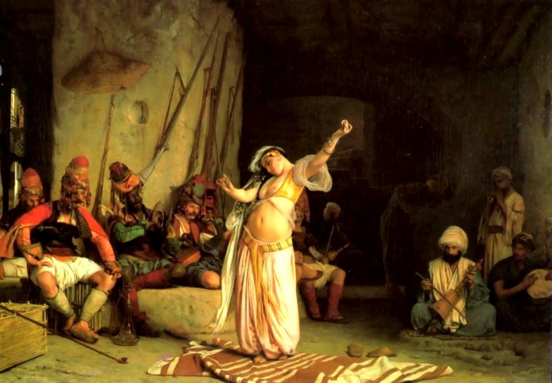 Dance of the Alme