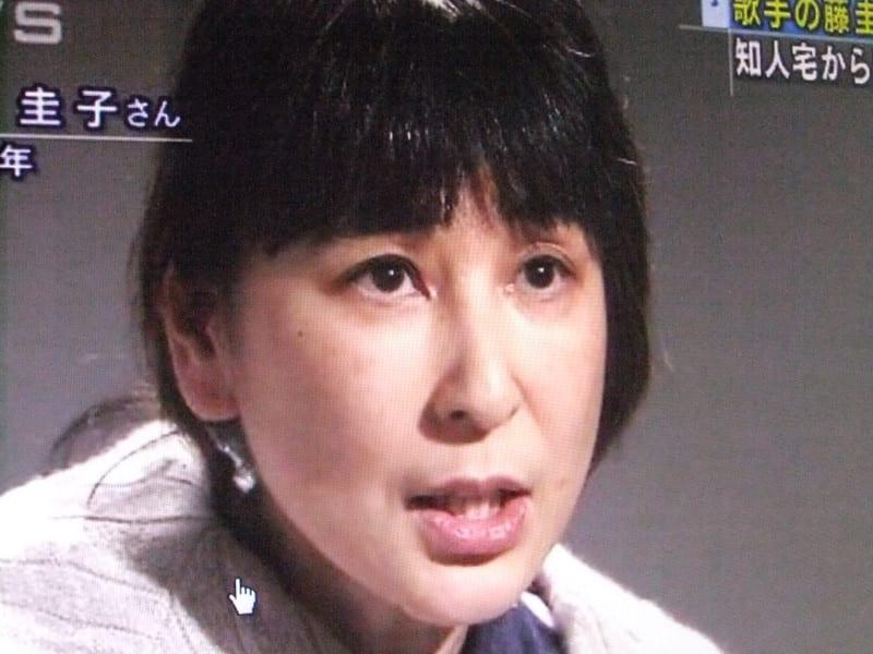 リアル 芸能 ルポ>1年8か月前に投身自殺した藤圭子の裸身に乗って ...