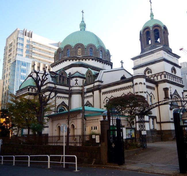日本ハリストス正教会教団、東京...