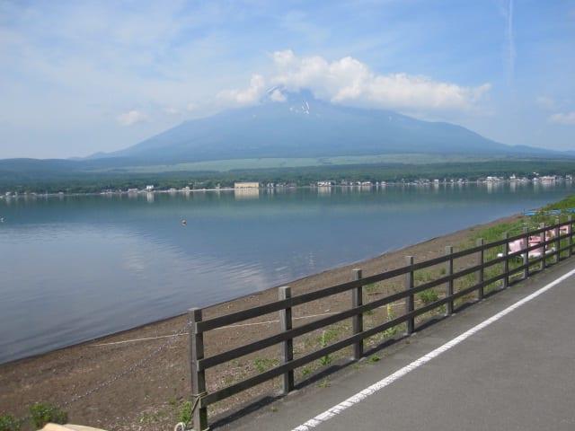 山中湖から道志道 尾崎城 - syu...