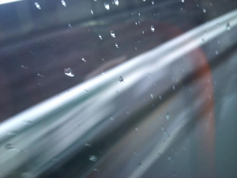 雨降り水曜日!
