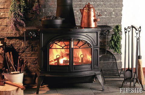 Defiant flexburn two ways to burn for Wood burning stove for screened porch