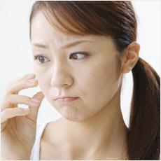 「なぜか顔だけが痩せません…効果的な方法は」の質問画像