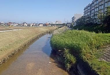 吹戸川(猿渡川水系2級河川)観...