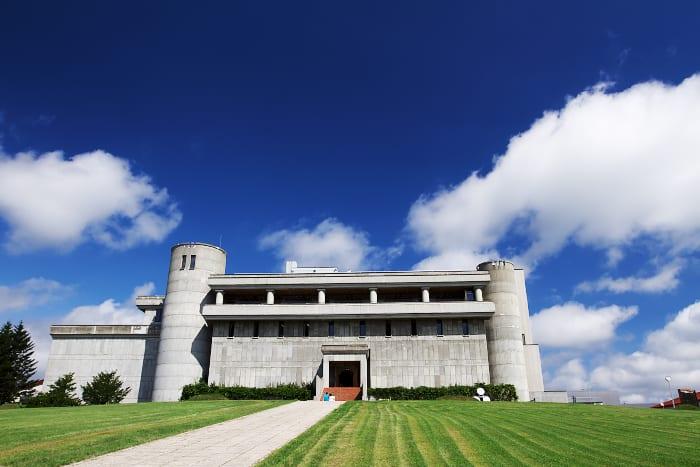 池田ワイン城|2015年8月13日 - 青空と大地の中で