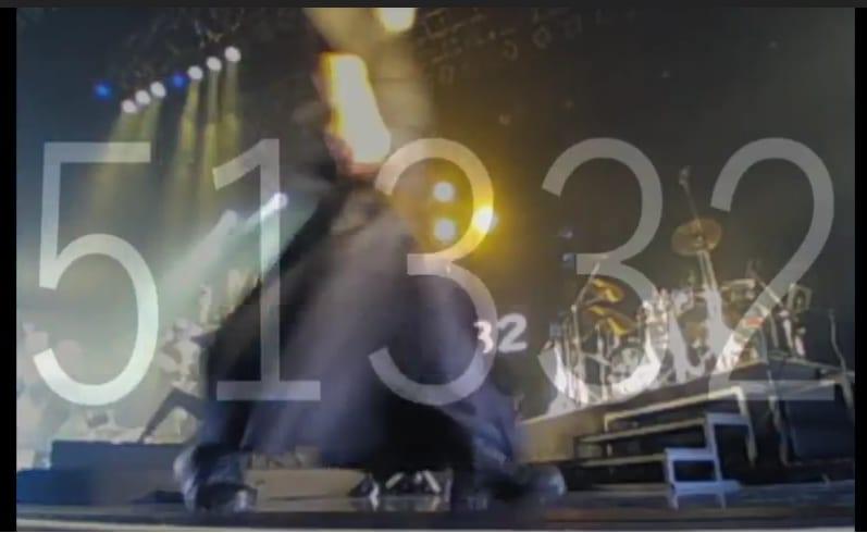 第9曼荼羅・東京公演カウントモニター。 二日目。 - 紫睡蓮