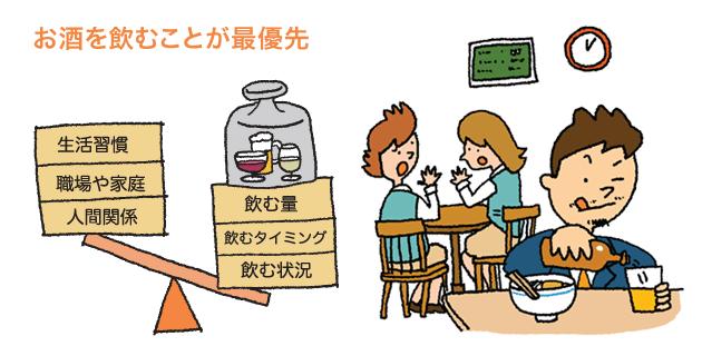 アルコール依存症の主婦が ... - dansyu-haruka.com