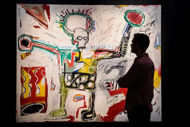 2013,05,16,,,バスキアの「合成ヘロイン常用者」が、US$4880万で売れた。  2009,12,26,,,冷酷で、残酷な2009年のアート批評トップ10。 1988,08,12,,,アメリカの画家で