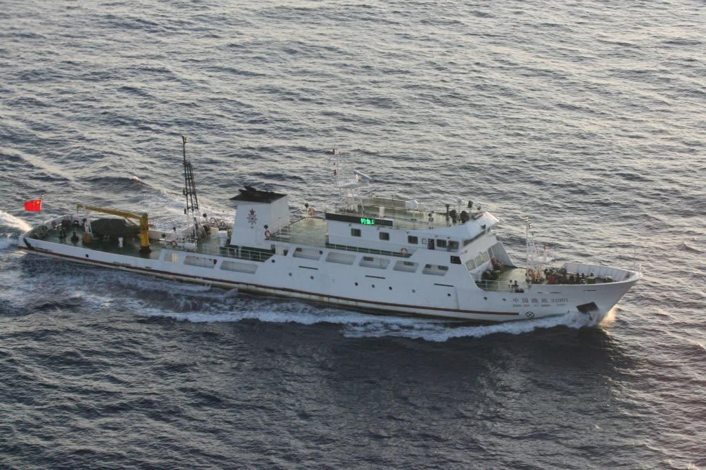 中国海警局とはどのような組織か