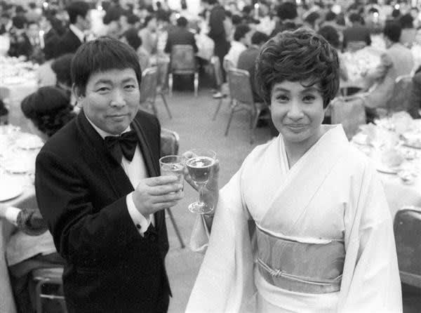 追悼・京唄子師匠 「京唄子・鳳啓助 1976」-『怪談』 - 『うつせみ ...