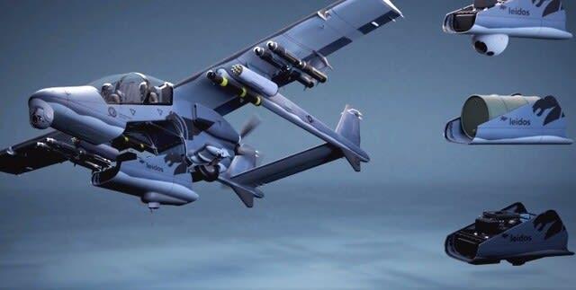 攻撃機,レイドスブロンコII,Leidos,レイドス,ノースアメリカンOV10A,攻撃ヘリ後継問題,OV10Aブロンコ,軽攻撃機,,