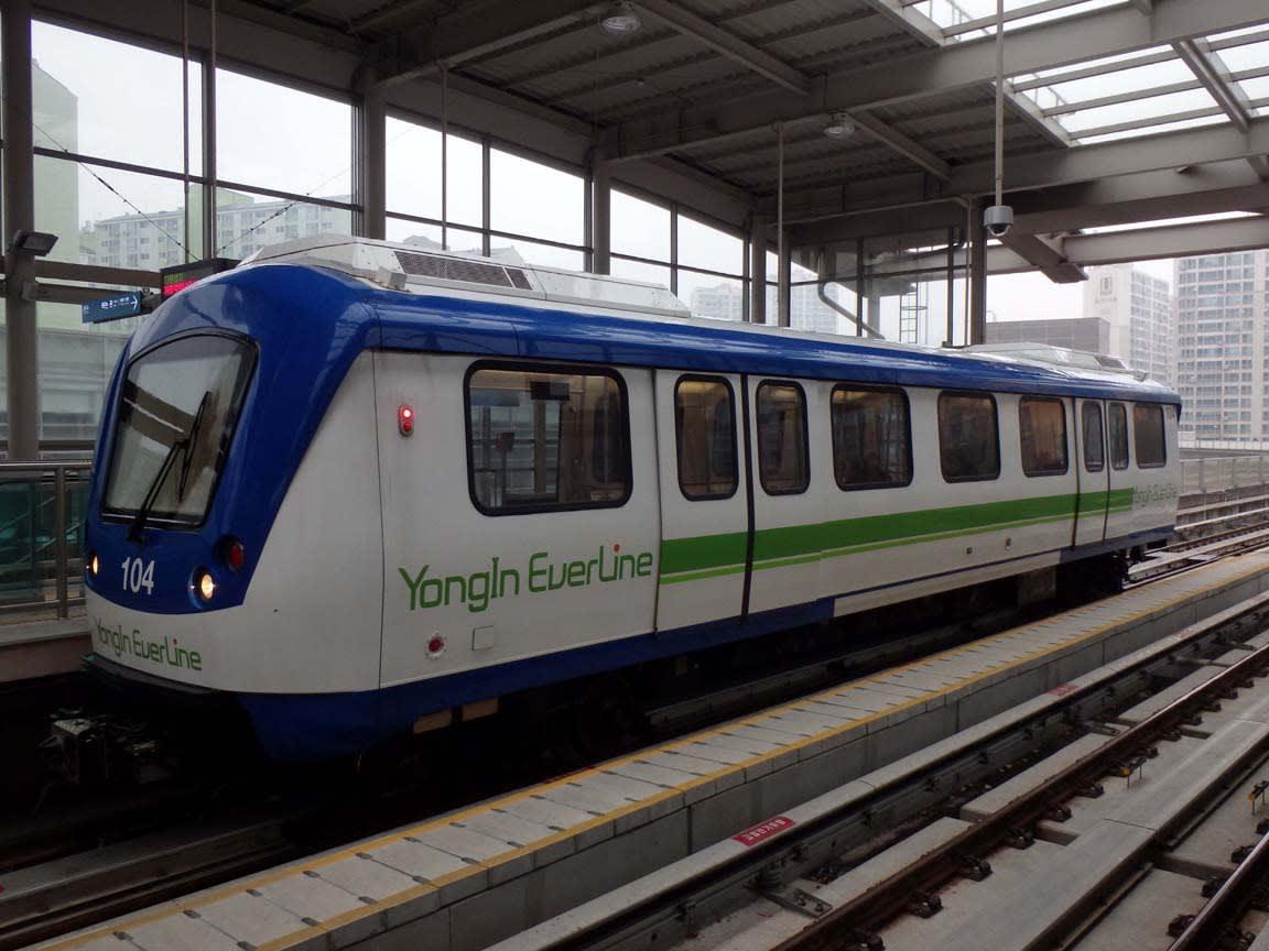 龍仁軽電鉄(1)~車両編 - MAKIKYUのページ
