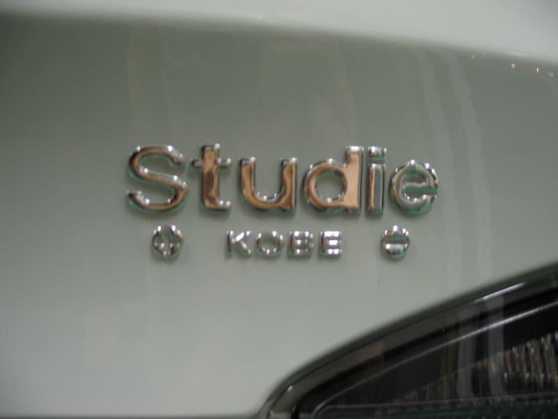 「studie Kobe エンブレム調ステッカー」新登場!! La La La Tt & Z4 ~ Audi