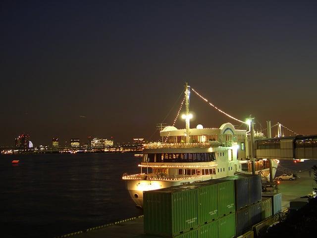 22297ee976 竹芝桟橋の夜景 - HarryのW63CA写真館