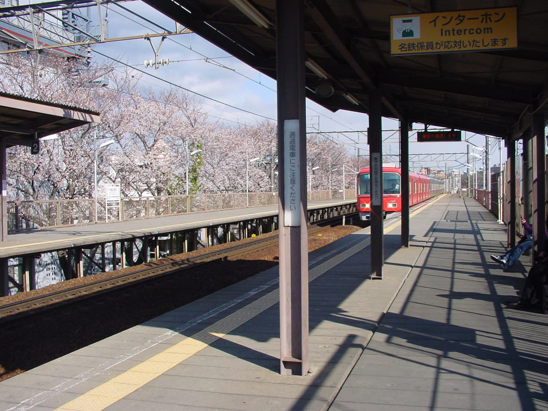 名鉄名古屋本線の画像