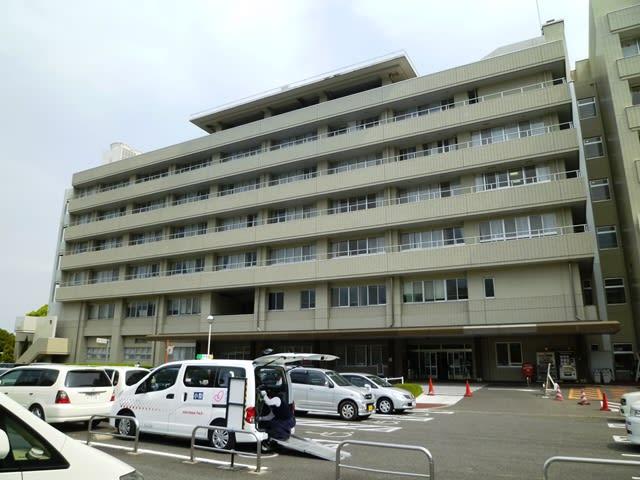 静岡県立総合病院にて - 東京日...