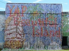 can art アルミ缶アート ミクロネシア 青年海外協力隊環境隊員のブログ