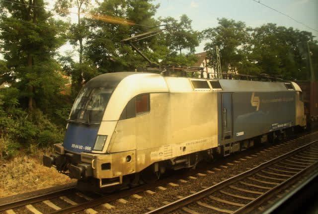 機関車ー8(DB145型貨物用電気機...