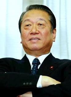 小沢一郎【政治家】