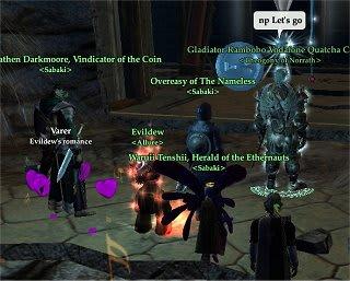 2009年2月のブログ記事一覧-EQ2放浪記