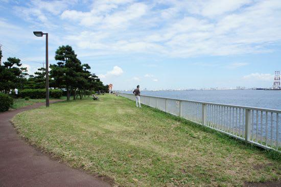 暁 ふ頭 公園