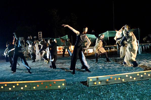 奉納の舞(1) - カエサルの世界