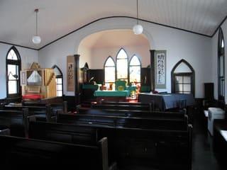 日本基督教団 郡山細沼教会礼拝...