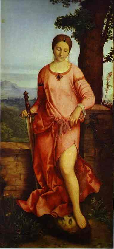 Judith Giorgione