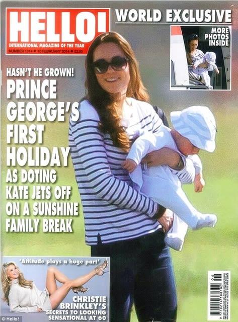久々お目見えジョージ王子 - ✦世界の王室✦