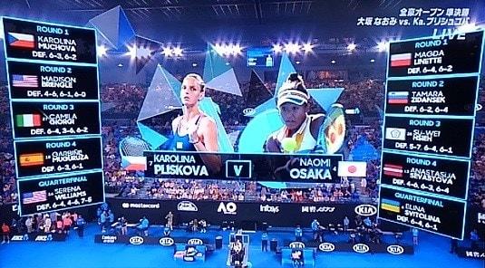 全 豪 オープン テニス