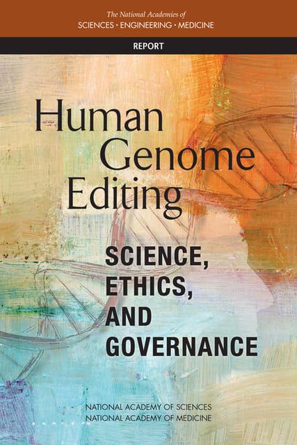 遺伝病に限定し、米国科学アカデ...