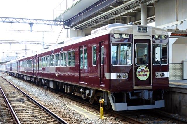 阪急6300系すみっコ