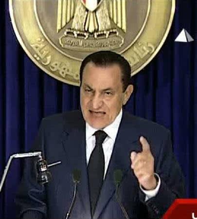 エジプトのムバラク大統領「9月...