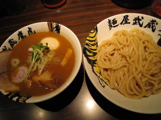 「濃厚つけ麺」