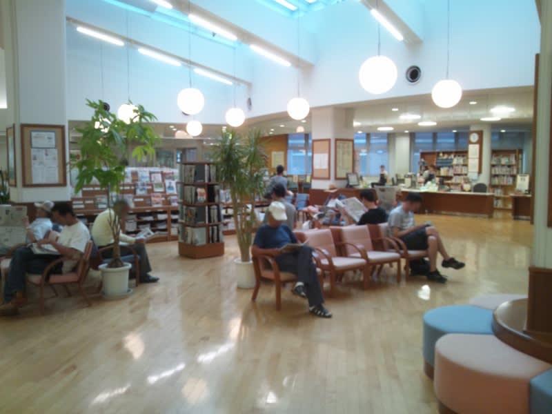 野洲図書館