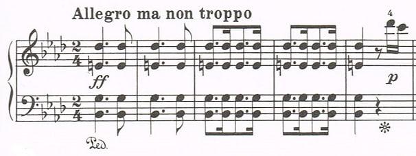 ベートーベン 熱情