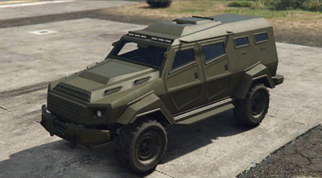 装甲車 Gta5