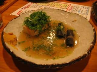 豆腐とこんぶ