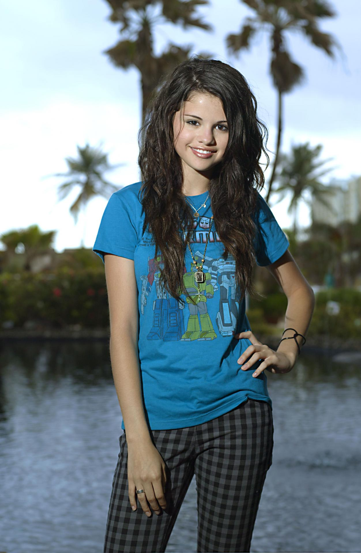 Selena Gomez - Clark Samuels Photoshoot Puerto Rico August ...