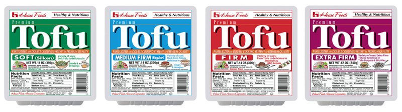 4_kinds_of_firmness_of_tofu
