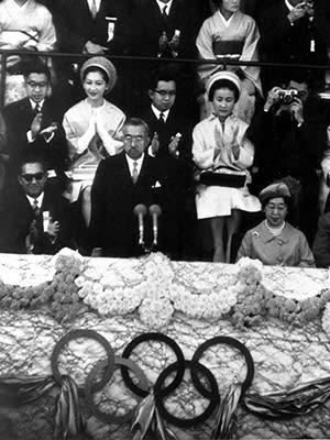 入場 東京 曲 オリンピック 行進 東京オリンピック 1964
