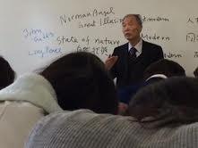 山本吉宣先生の特別講義 - 野口...
