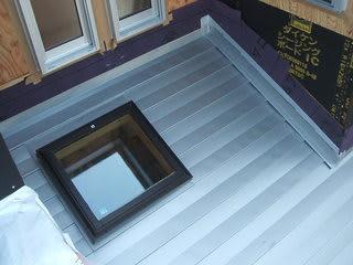すべての講義 体積計算方法 : 屋根板金工事完了&ダクト配管 ...