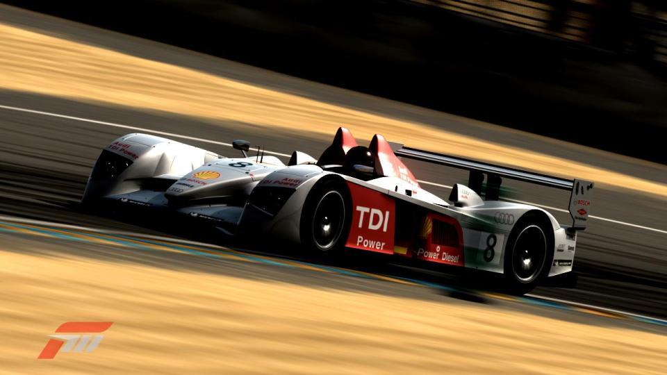 2006 Audi #8 Audi Sport Team J...