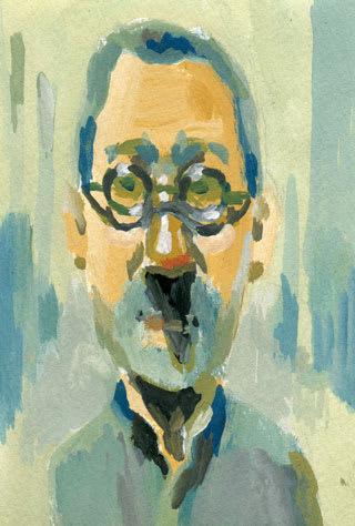 ジャンレノ似顔絵画像