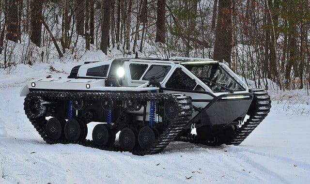 TextronSystems,世界最速キャタピラ車,無限軌道車,最新AFV,無人戦闘車両,トルコIDEF2021,新型陸上装備,HIZIR,